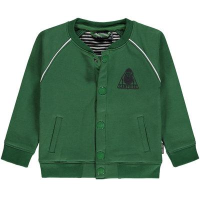 Tumble 'N Dry Vestje Salim (true green) - boy LO - tndW19L2bb