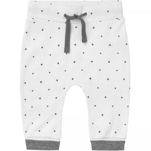 Noppies Broekje comfort Bo (white)