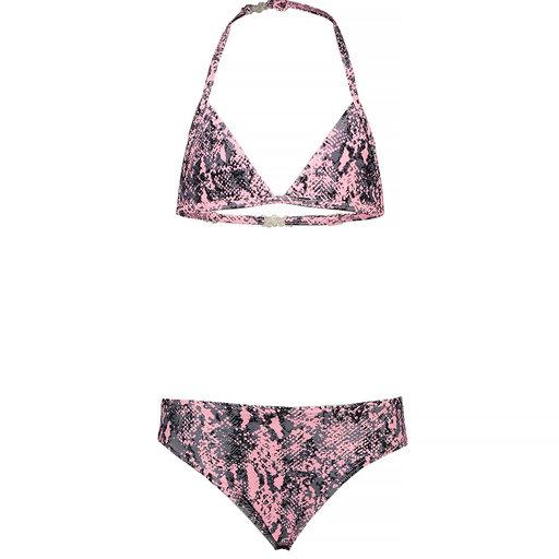 Just Beach Bikini (snake pink)