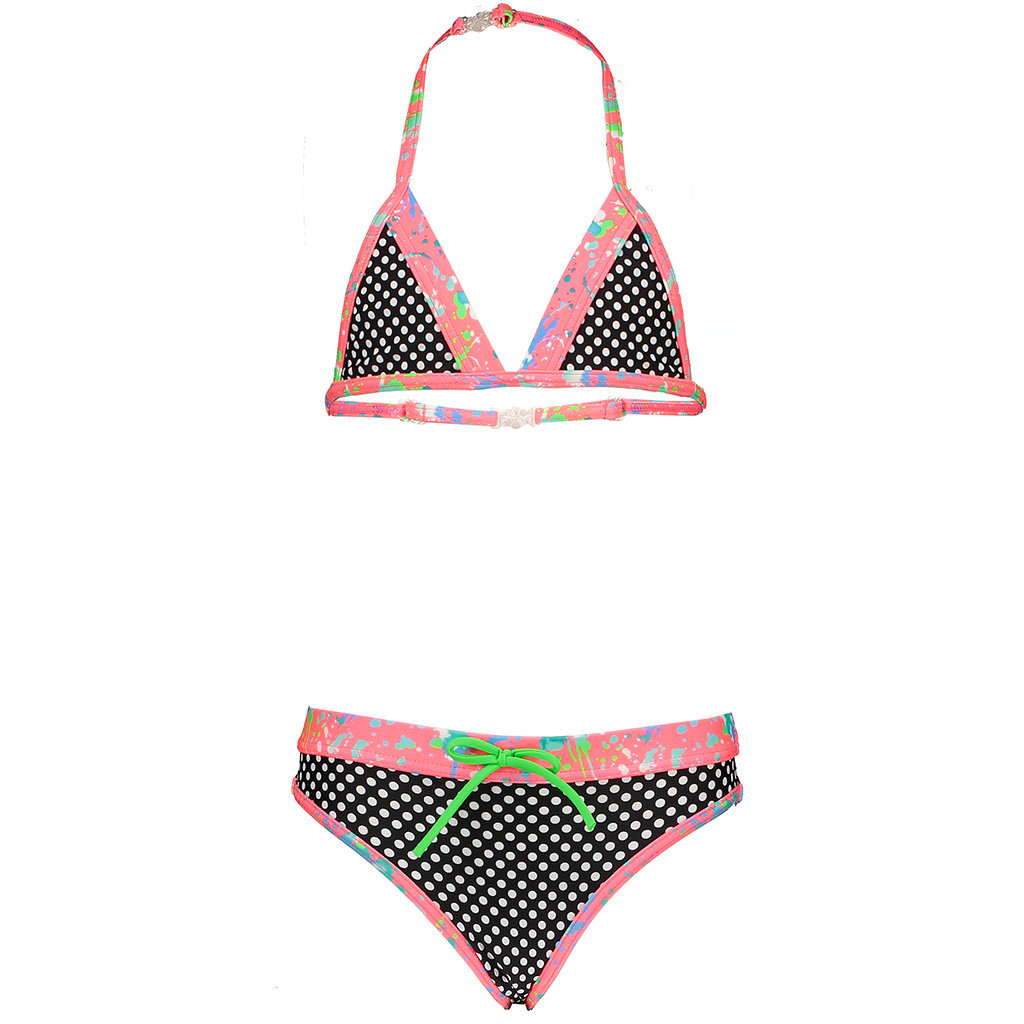 Just Beach Bikini (dot black)