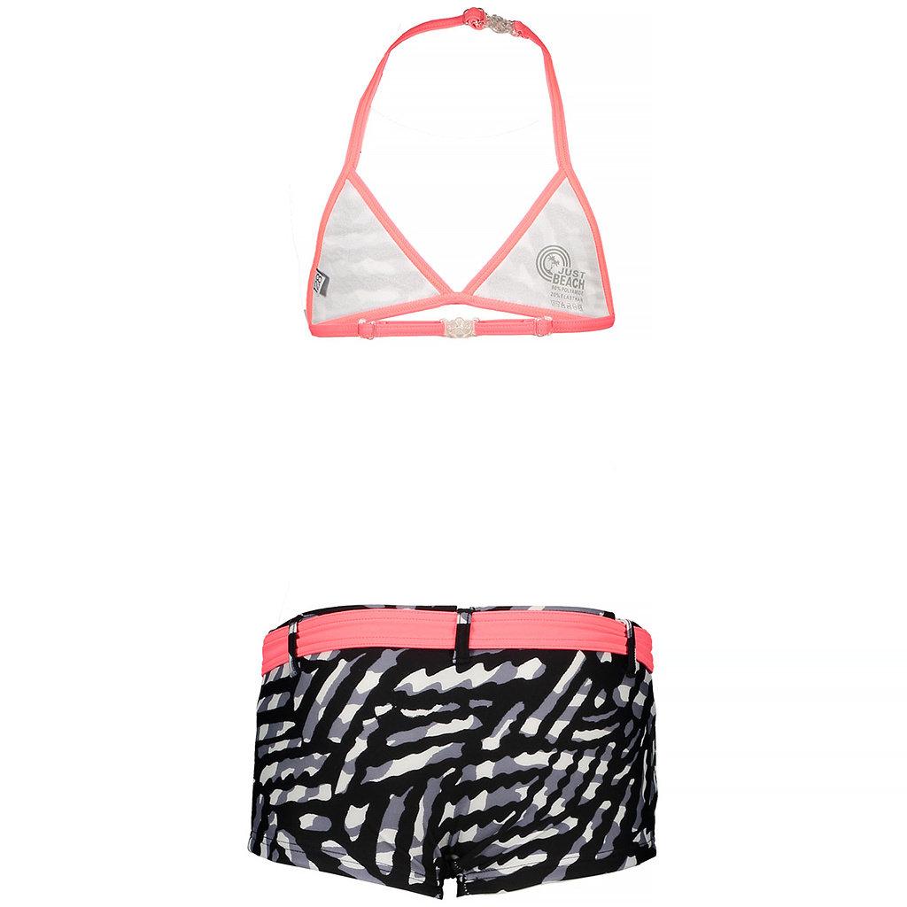 Just Beach Bikini (triangle black)
