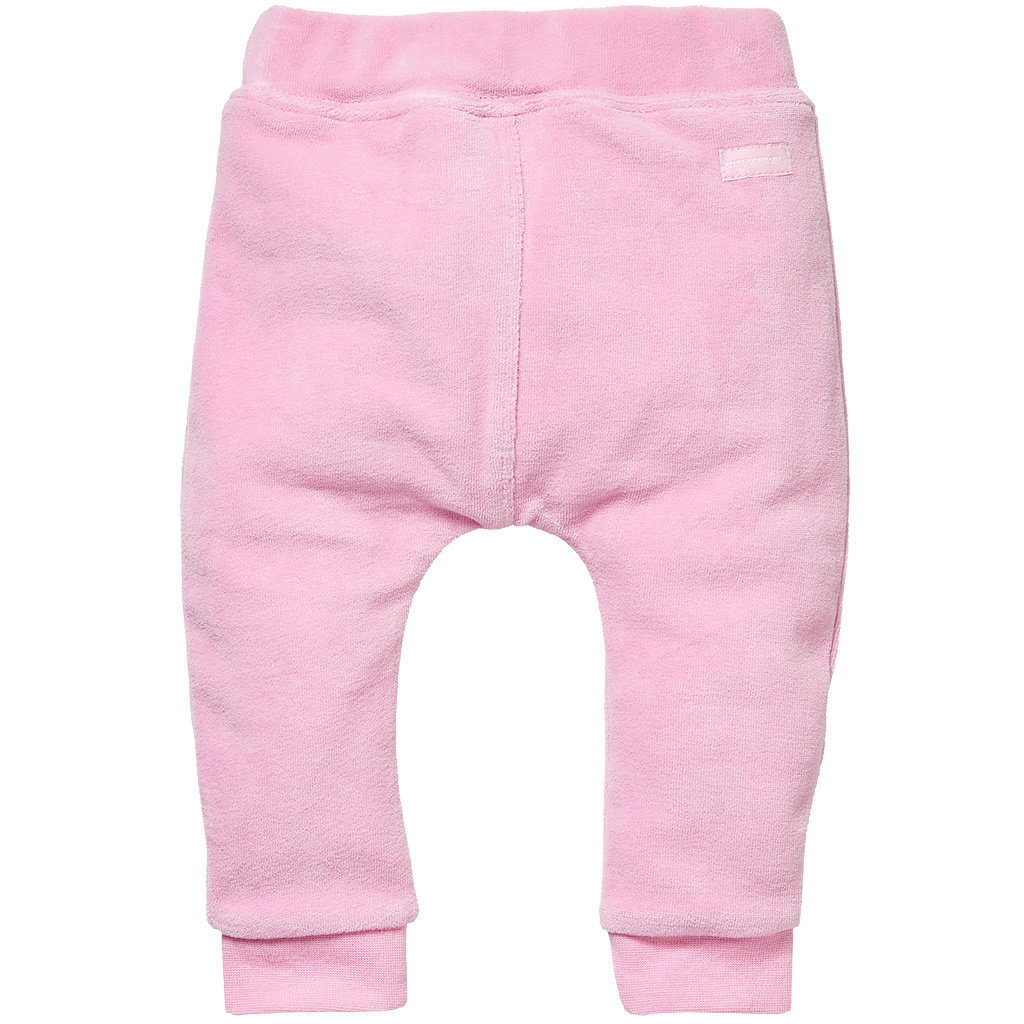 Quapi Broekje velvet Zohra (pink)