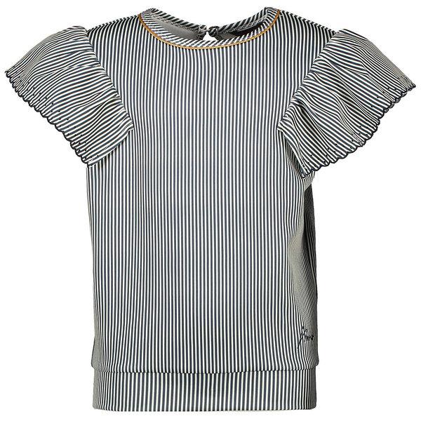 Nono Top Kiwi fancy stripe (navy blazer)