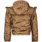 Le Chic Zomerjas bomber animal dots (being beige)