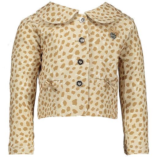 Le Chic Jasje animal dots (being beige)