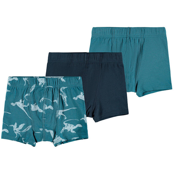 Name It Boxer shorts (real teal)