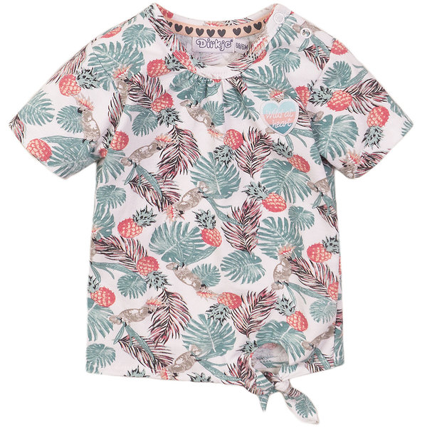 Dirkje T-shirt Wild (multi color)