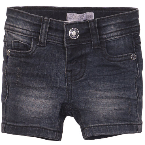 Dirkje Jeans korte broek Panda (dark grey denim)
