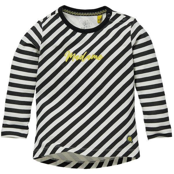 Quapi Longsleeve Gerda (black stripe)