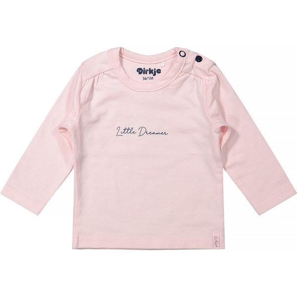 Dirkje Longsleeve Little Dreamer (light pink)