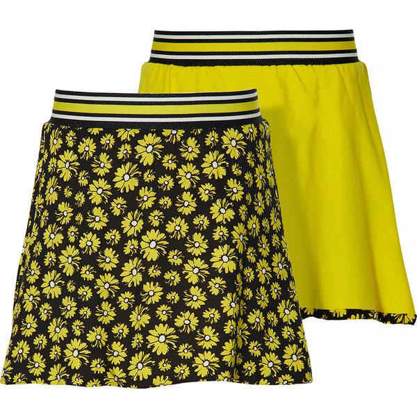 Quapi Rokje REVERSIBLE Filijn (summer yellow)