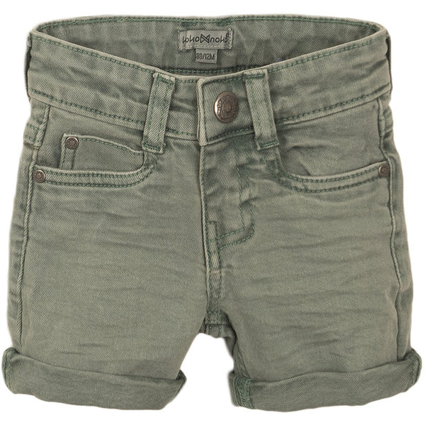 KOKO NOKO Jeans korte broek (faded green)