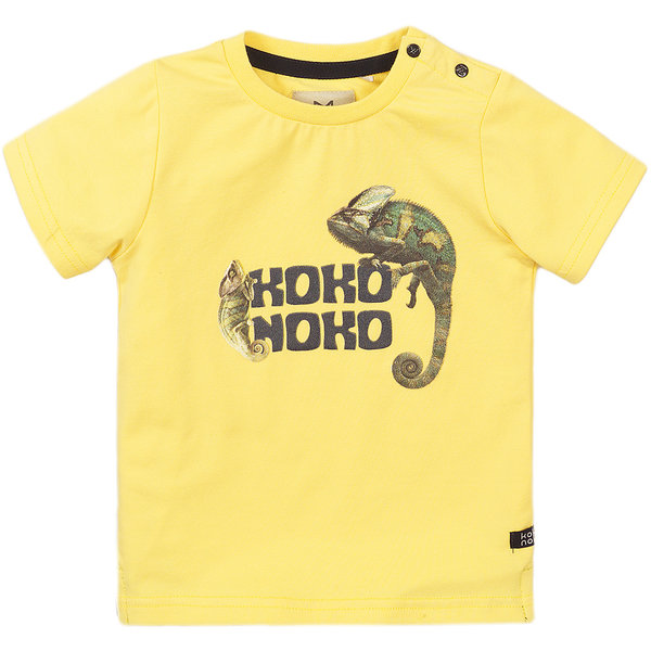 KOKO NOKO T-shirt (light yellow)