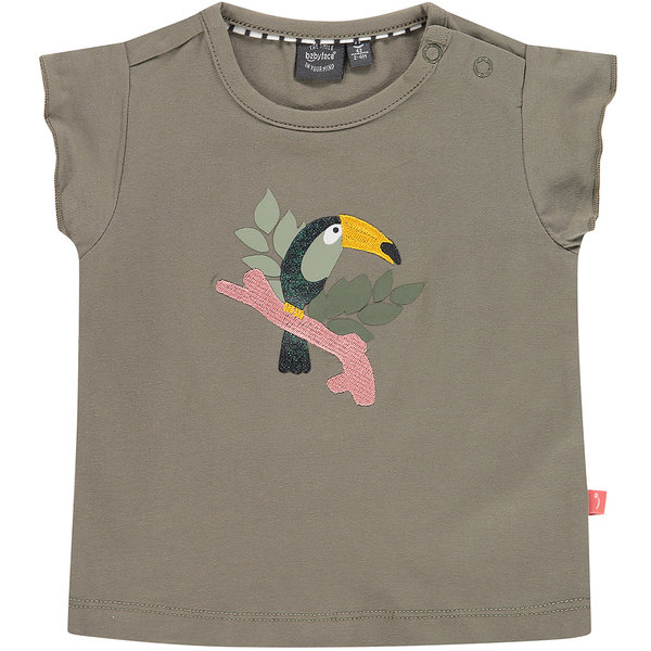 Babyface T-shirt (moss)