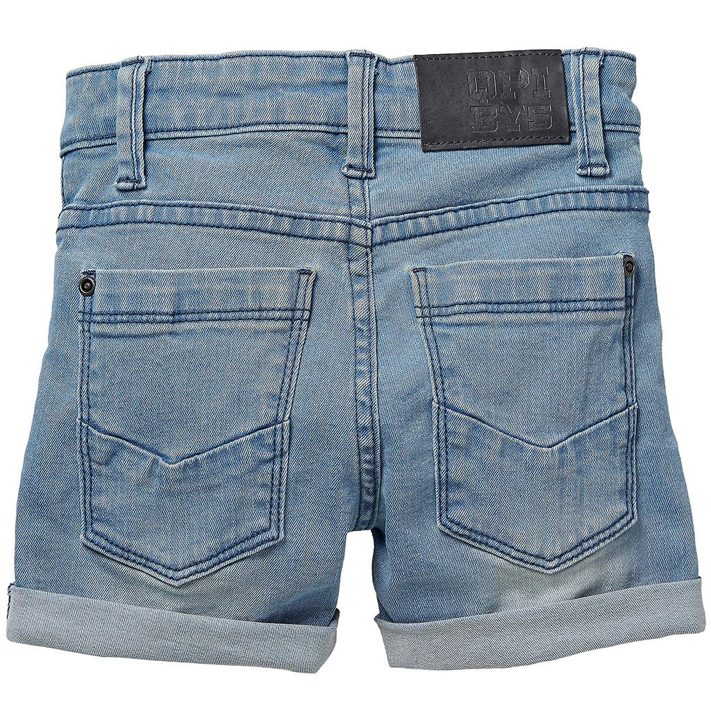 Quapi Jeans kort broekje Gylano (light blue denim)