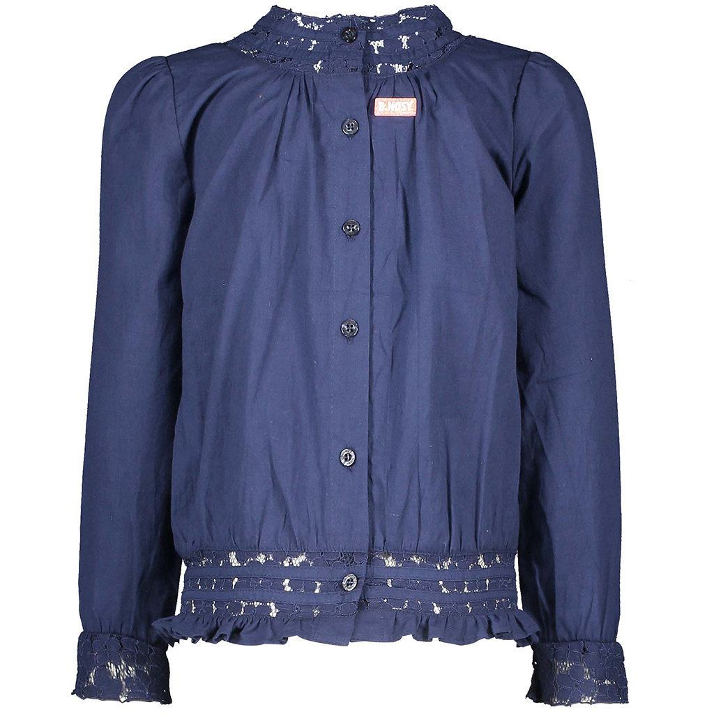 Blouse (space blue)