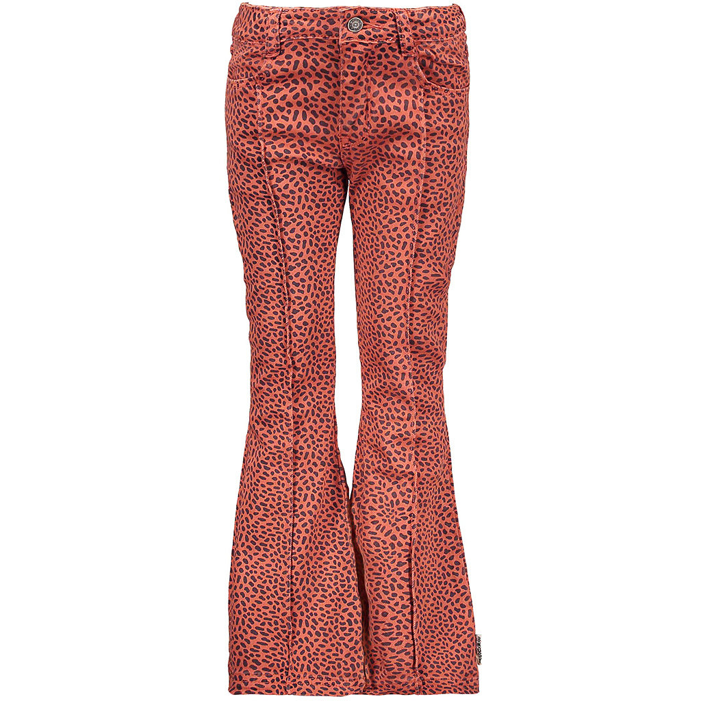 Flaired jeans (mix dots)
