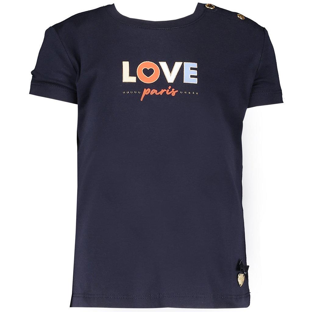 T-shirt Love Paris (blue navy)