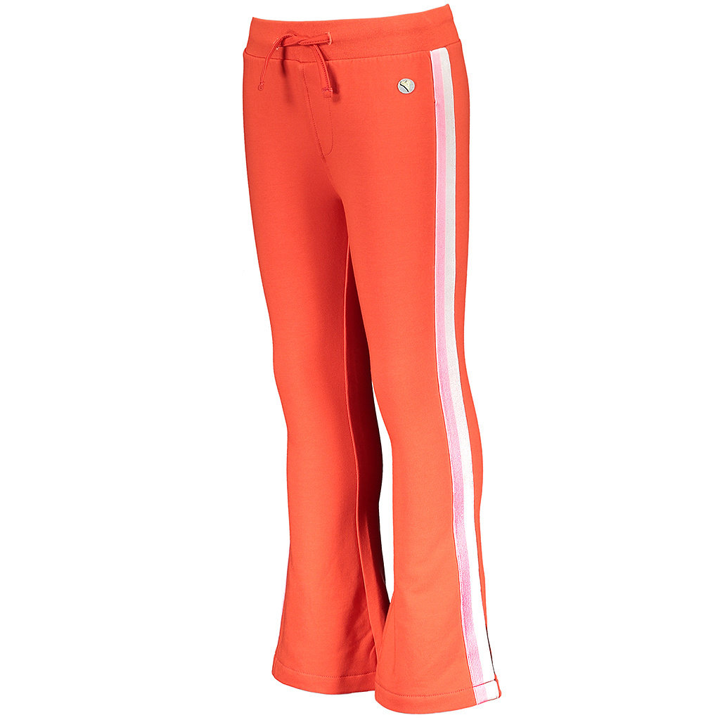 Broek flaired (red)