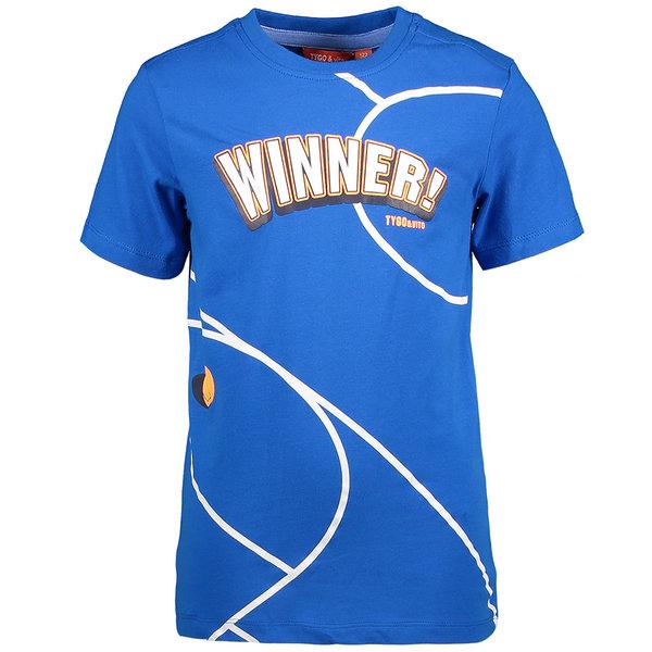 TYGO & Vito T-shirt Winner (sky blue)