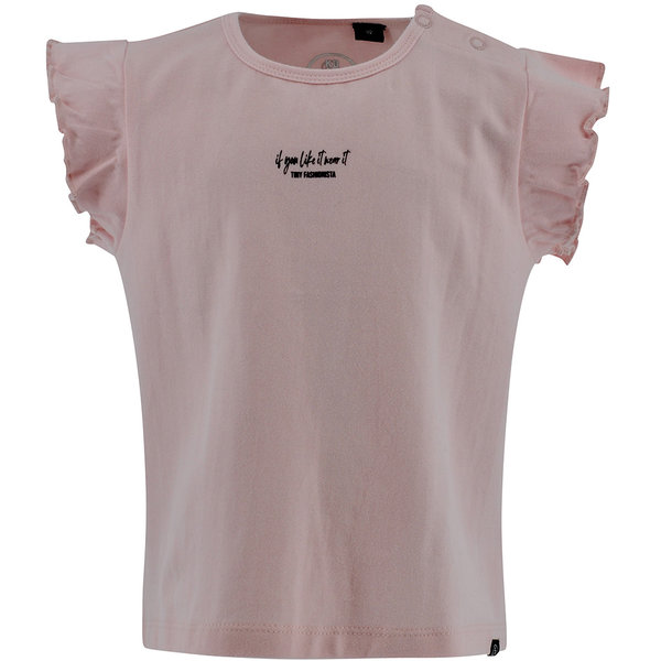 Born to be Famous T-shirt Felicia (soft pink)
