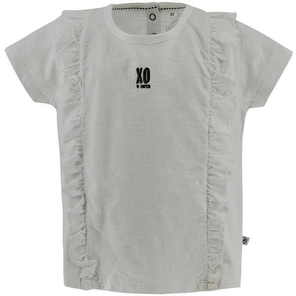 Born to be Famous T-shirt Brenda (off-white)