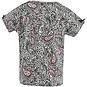 Kiddo United T-shirt Birgit (off-white paisley)