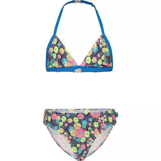 Just Beach Bikini (tropical flowers)