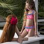 Just Beach Bikini (leo pink)