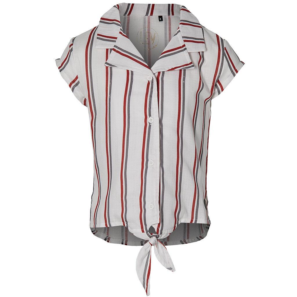Blouse Milana (white stripe)