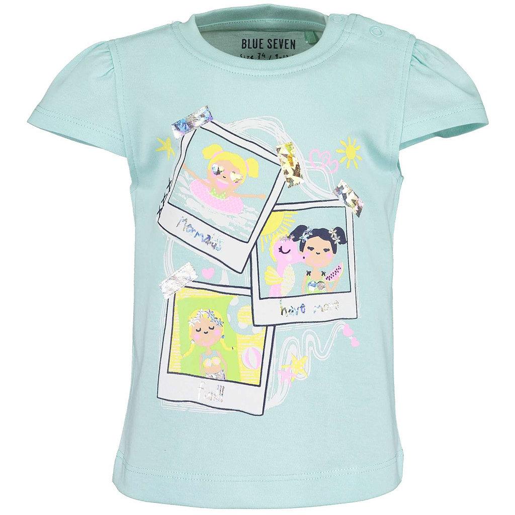 T-shirt (aqua)