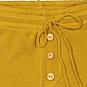 Klein Gebreid broekje (yellow ochre)