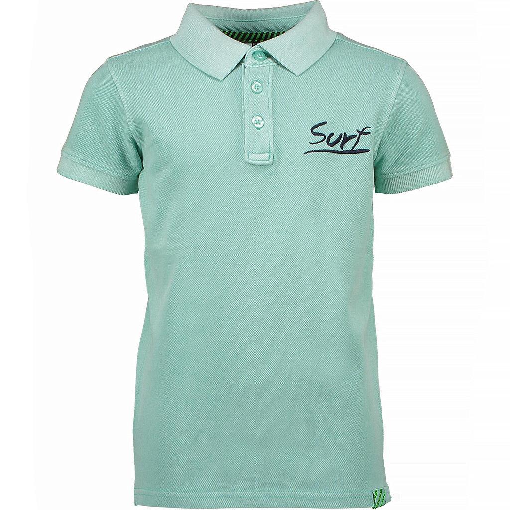 Polo shirtje (ice green)