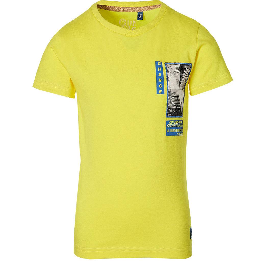 T-shirt Ferhan (yellow)
