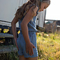 Quapi Jumpsuit Fetske (summer blue stripe)