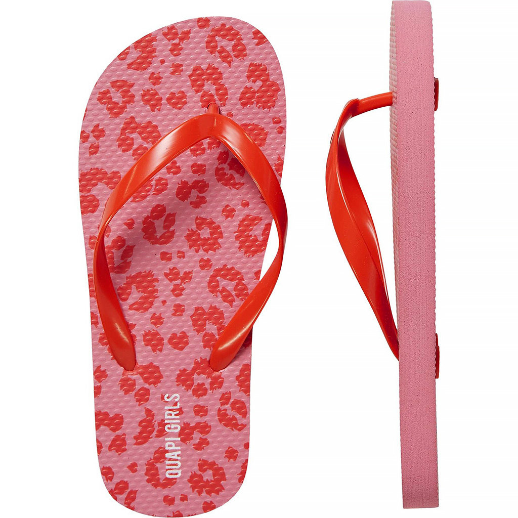 Slippers Flox (shell pink leopard)