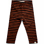 Your Wishes Broekje/legging Stripes (potters clay)