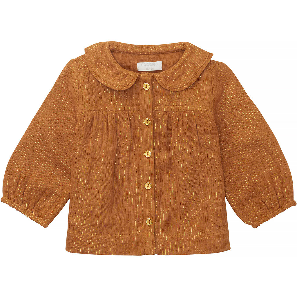 Blouse Sheffield (cathay spice)
