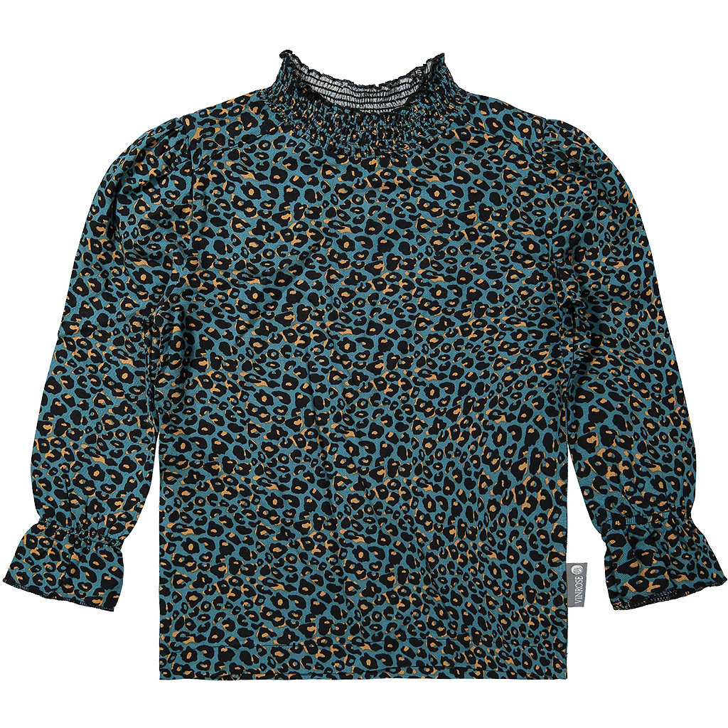 Blouse (shaded spruce)