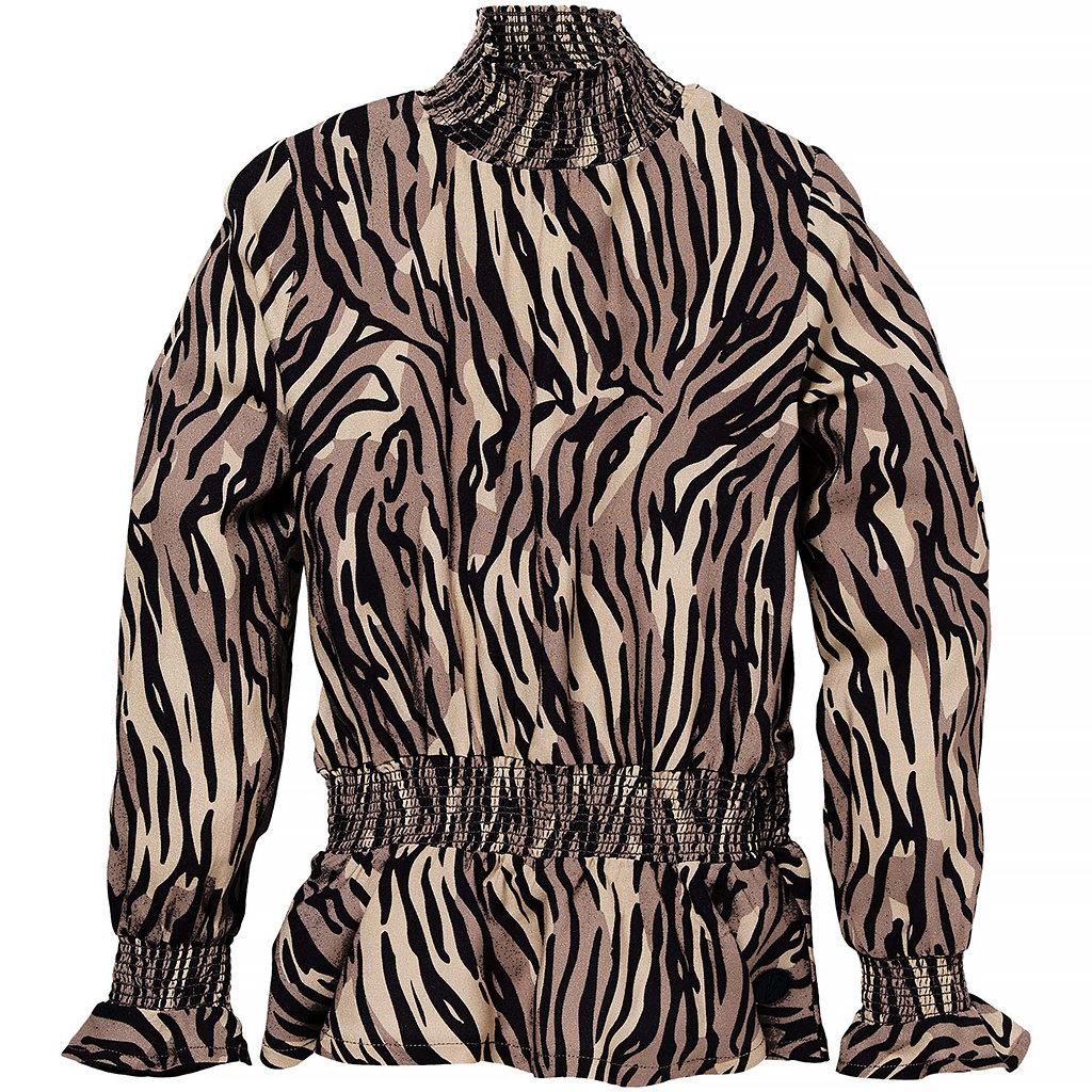 Blouse Rona (sand zebra)