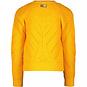 B.Nosy Gebreide trui (saffron)