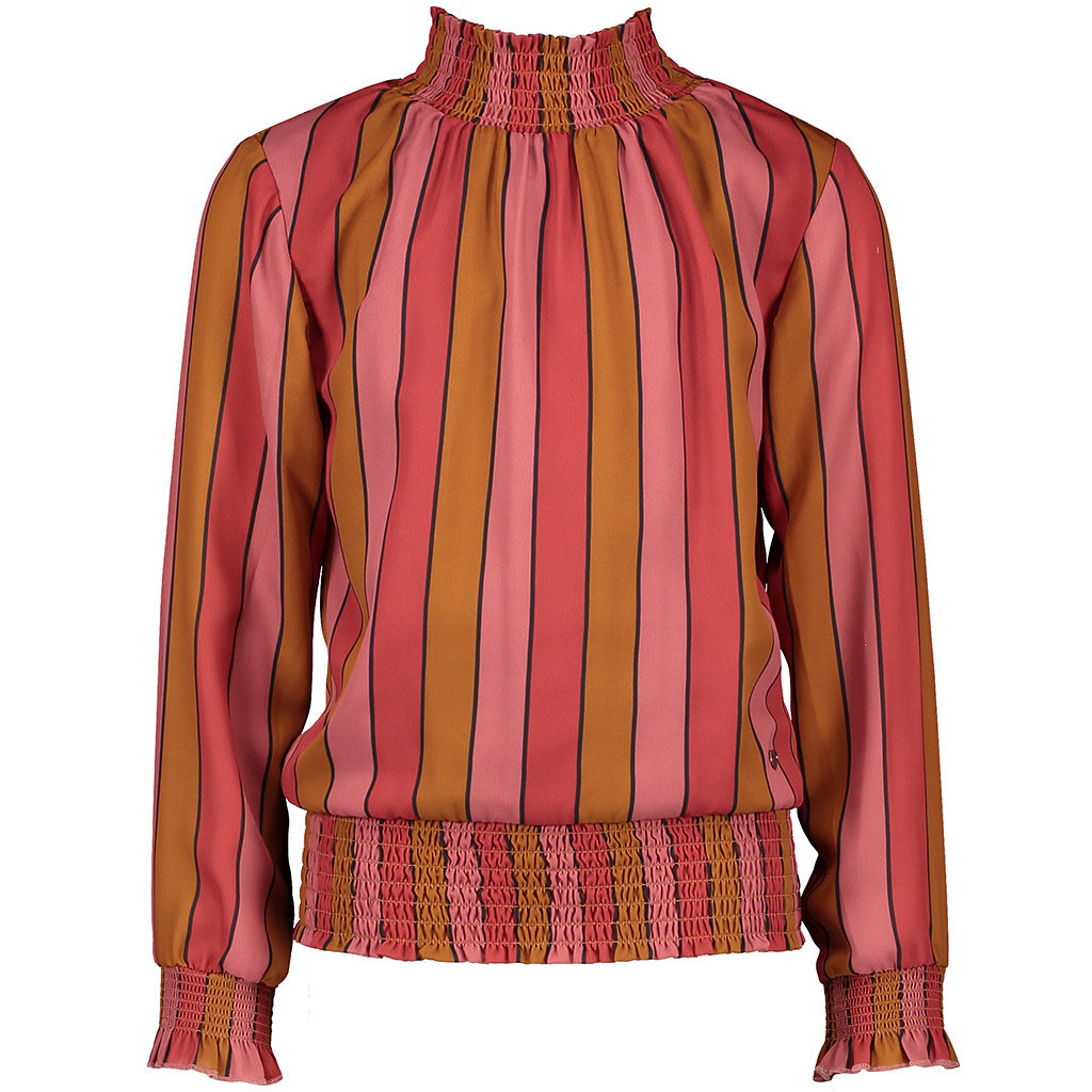 Blouse Tipi RECYCLED (ruby)