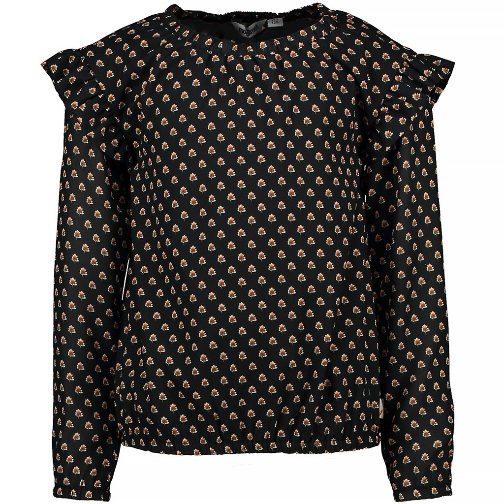 Blouse RECYCLED (black)