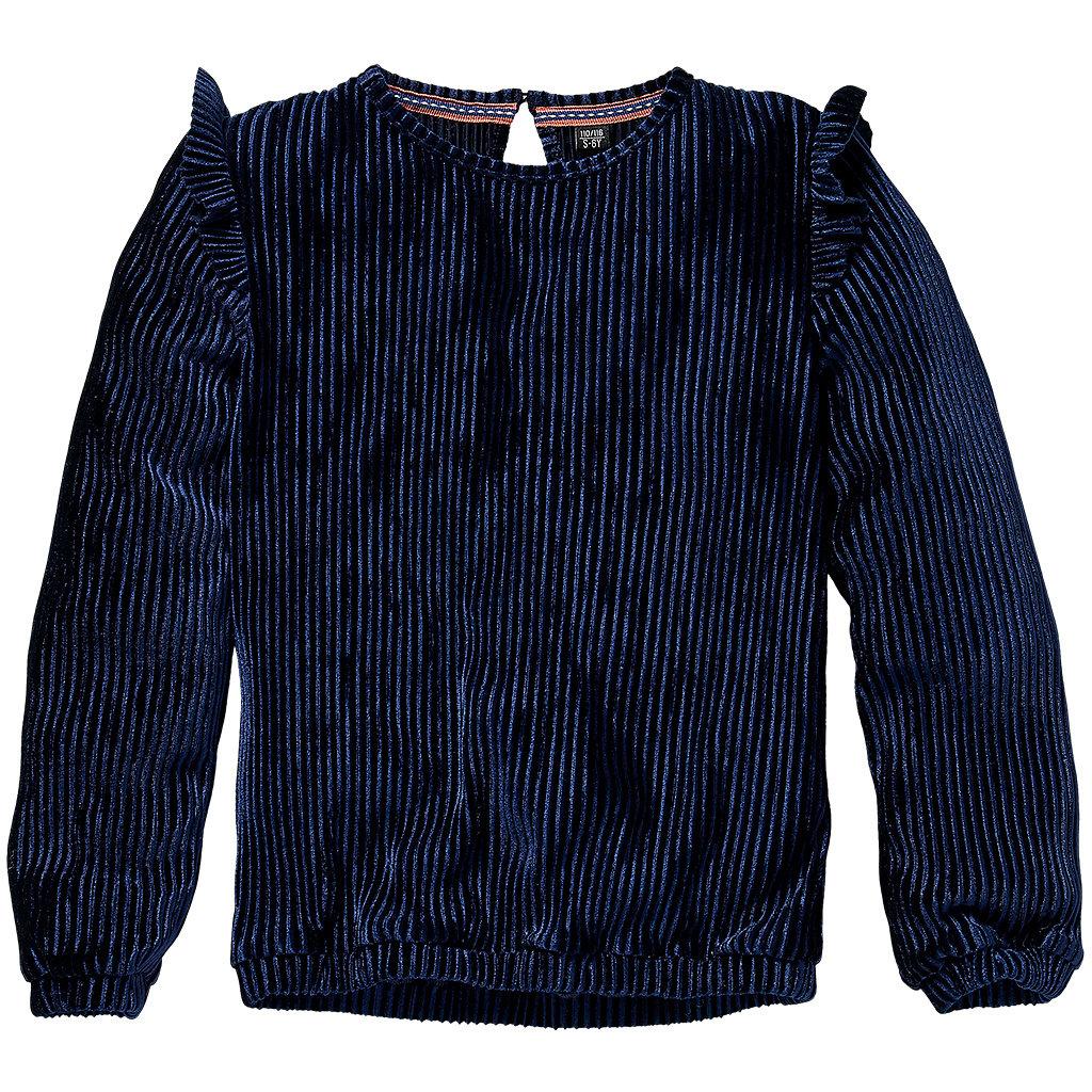 Top/longsleeve Kelyn (blue dark)