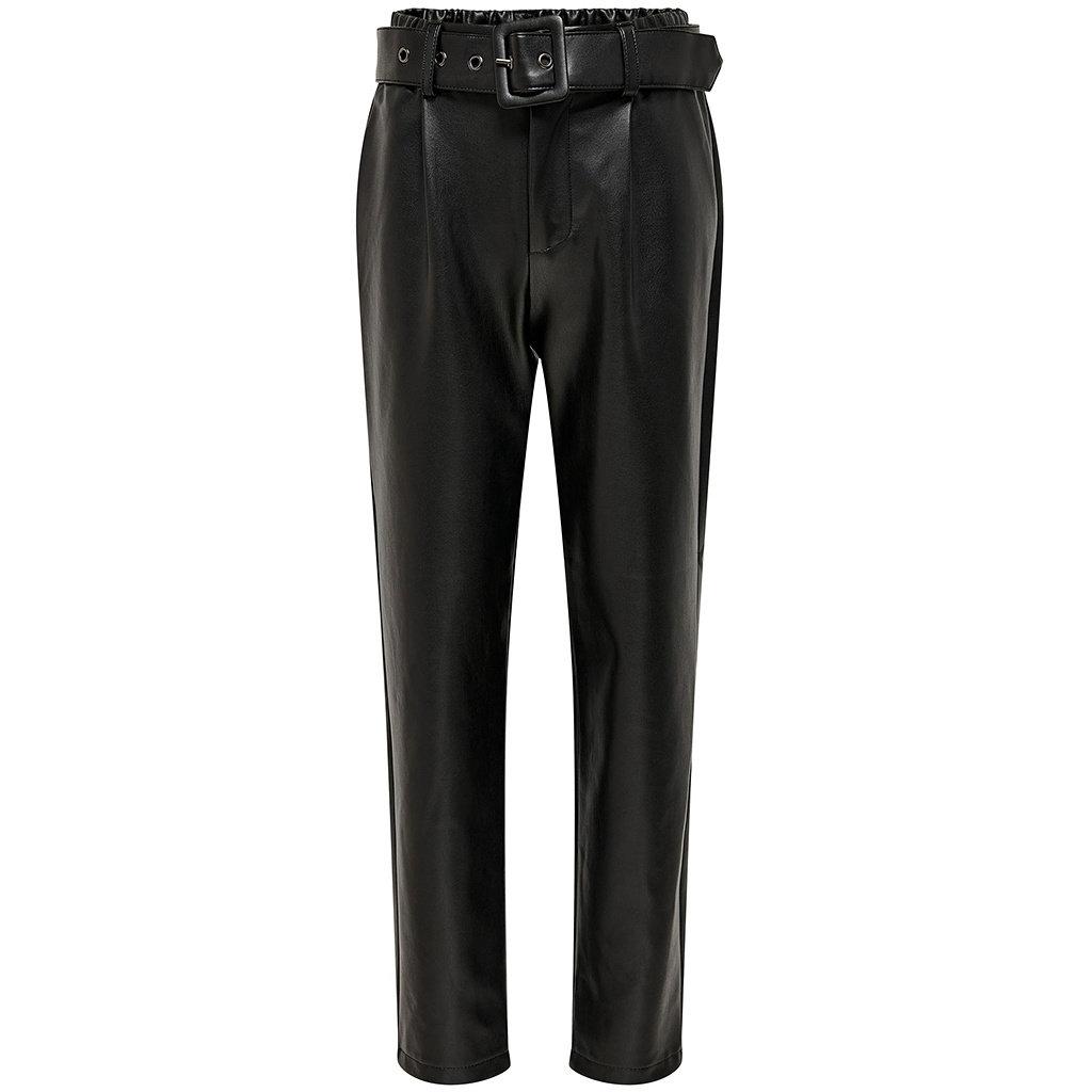 Broek high waist Nanna (black)