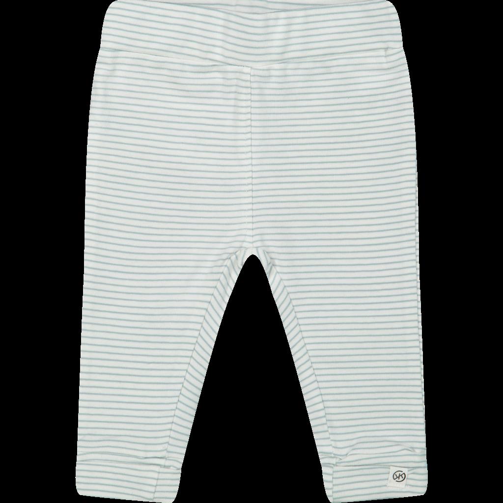 Broekje (white/soft mint)