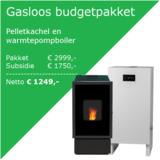In de aanbieding: Gasloos pakketten
