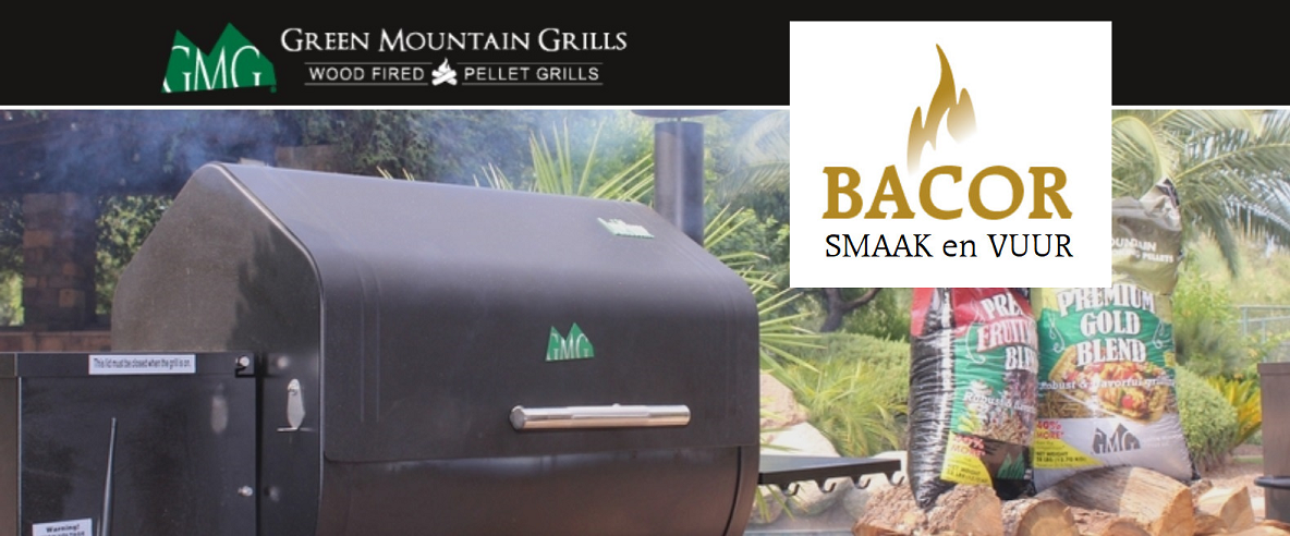 Green Mountain Grills - Bacor Smaak en Vuur