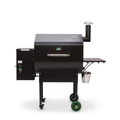 Green Mountain Grills -pellet BBQ Pelletbarbecue Daniel Boone