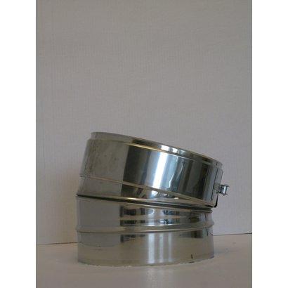 Thermovast Segmentbocht 15 gr.  150mm